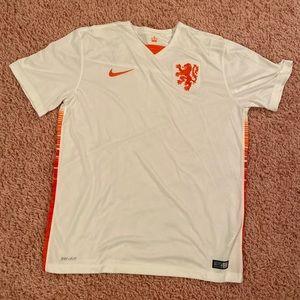 Netherlands Nation Team Jersey